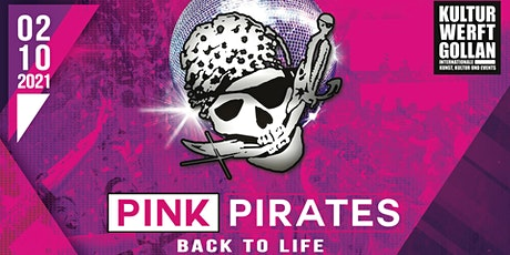 Pink Pirates Tickets