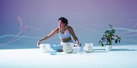 (In person) Crystal Bowl Restorative Yoga 60-min     60分鐘水晶缽修復瑜伽 tickets
