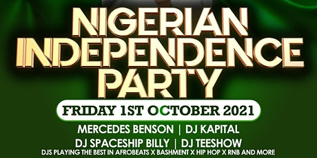 Nigerian Independence Party tickets