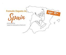 Female Expats in Spain - women 40 plus - Life, work, love & headache abroad tickets
