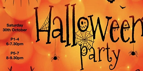 P5-P7 Halloween Party tickets