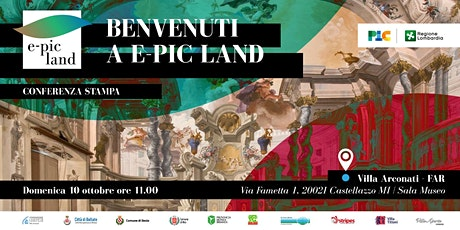 E-Pic Land: presentazione progetto biglietti