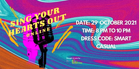 Sing Your Hearts Out (Online) tickets