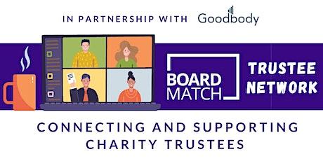 Boardmatch Trustee Network Session tickets