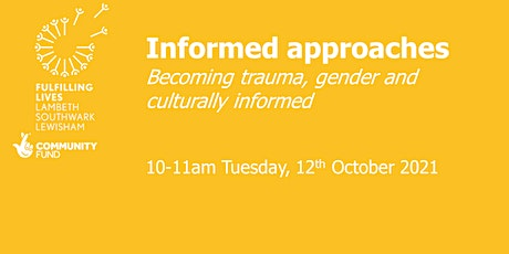 Informed approaches: becoming trauma, gender and culturally informed tickets