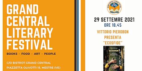 Incontro con l'autore Vittorio Pierobon biglietti