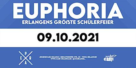 Euphoria - Erlangens größte Schülerfeier Tickets