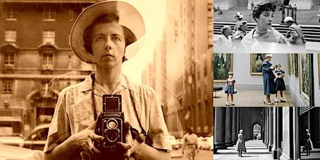 'Vivian Maier: The Greatest Photographer of the 20th Century?' Webinar tickets