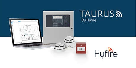 Taurus, the new game-changing EN54-25 wireless system tickets