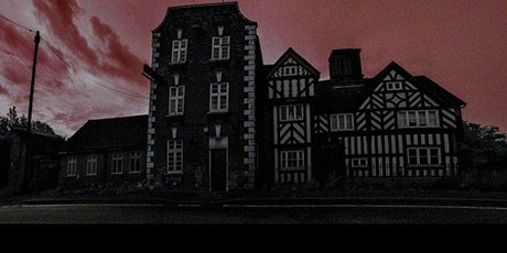 Four Crosses Inn Ghost Hunt - Cannock tickets