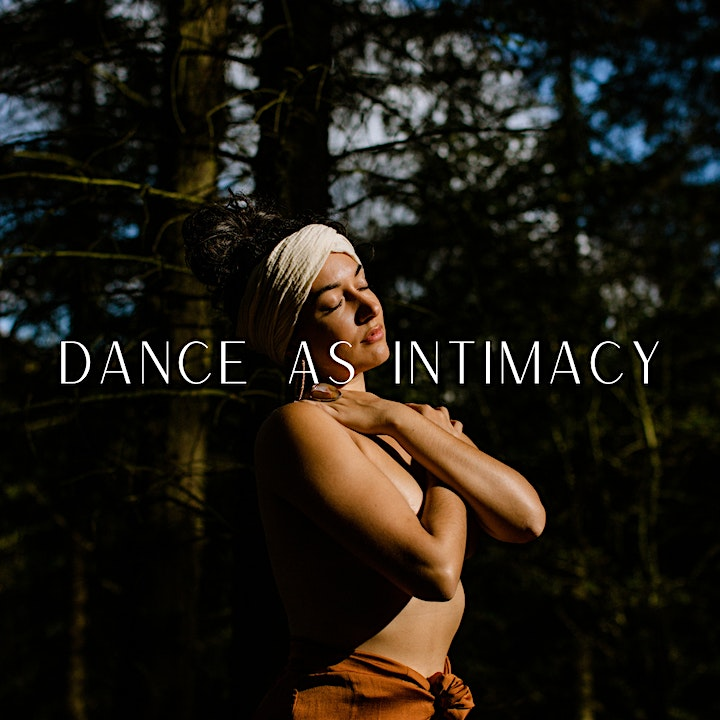 Temple of Dance - Sacred Sensual Embodiment image