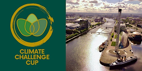 Climate Challenge Cup innovation showcase and awards ceremony tickets