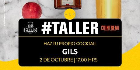 TALLER DE COCTELERÍA DIY (GILS) entradas