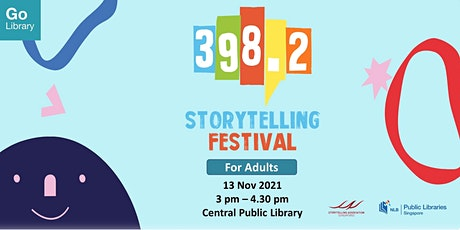 398.2 Storytelling Festival 2021 tickets