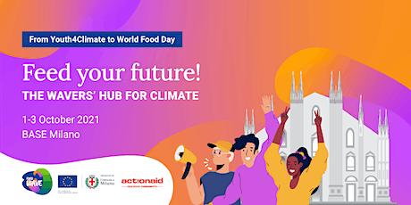 Feed your Future! biglietti