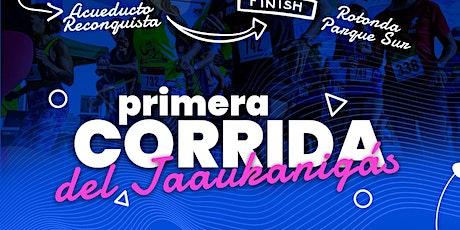 CORRIDA DEL JAAUKANIGAS 12K-6K entradas