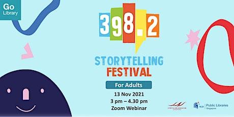 [Livestream event] 398.2 Storytelling Festival 2021 tickets