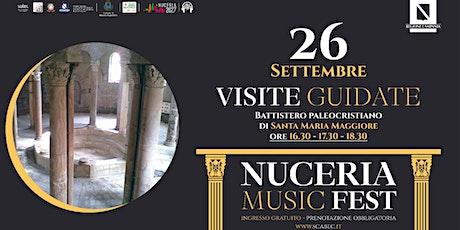 Visita Guidata Battistero Paleocristiano biglietti