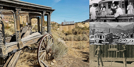 'Ghost Towns of the Wild West: Madams, Miners, and Gunslingers' Webinar tickets