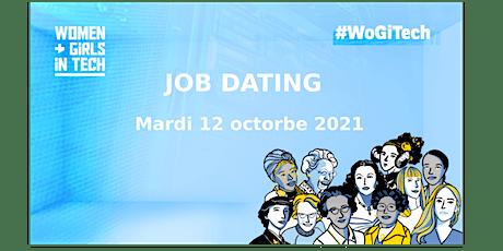 #WoGi Tech -Job Dating - Mardi 12 Octobre billets
