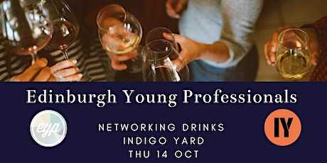 Edinburgh Young Professionals Networking Drinks tickets