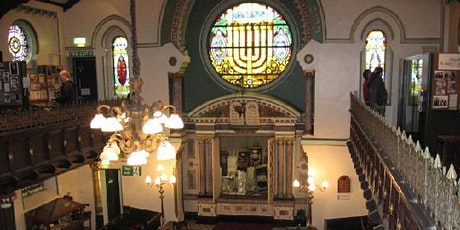 Jewish Manchester Tour (FREE heimishe tour) tickets