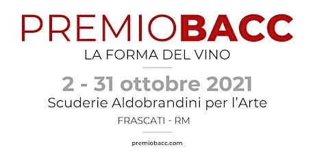 Premio BACC - La Forma del Vino biglietti
