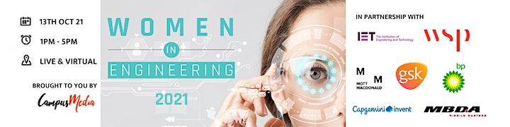 Women in Engineering 2021 image