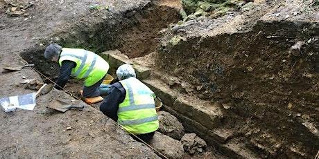 Garden Archaeology - Stowe tickets