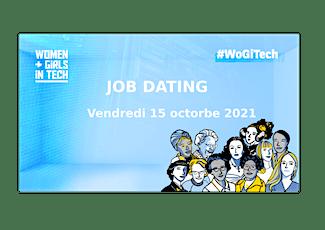 #WoGi Tech -Job Dating - Vendredi 15 octobre billets