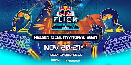 Red Bull Flick Helsinki Invitational tickets
