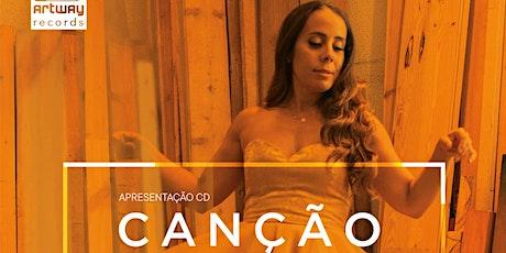 """Concerto de apresentação do álbum """"Canção """"- Lara Martins bilhetes"""