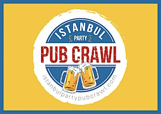Istanbul Party Pub Crawl - Party Bus & Rooftop Clubs tickets