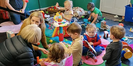Messy-Ness Toddler Group tickets