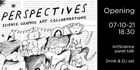 Perspectives : Opening and first panel talk tickets