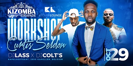 Kizomba Eskapade & Kizomba Lounge - 29 October tickets
