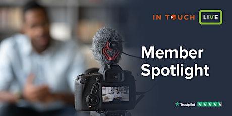 Member Spotlight- Dr. Bharat Tewarie tickets