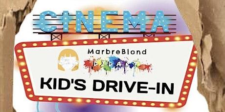 MarbreBlond Kid's Drive-in al campo di zucche 02 ottobre  2021 biglietti
