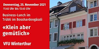 Business-Lunch, Winterthur, 25.11.2021