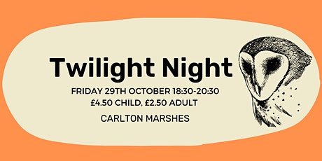 Twilight Night (VCC 2510) tickets