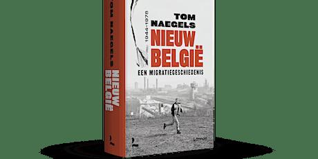 Lezing Nieuw België door Tom Naegels in Red Star Line Museum tickets