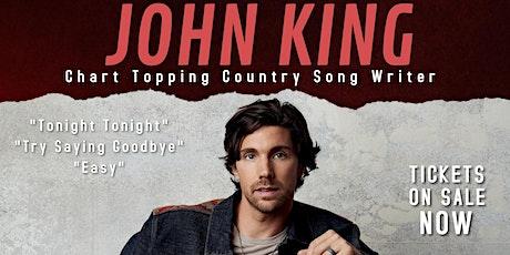 John King at Wild Rose Ranch of Baraboo tickets