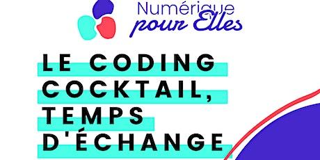 Coding goûter pour les collégiennes et les lycéennes ! billets