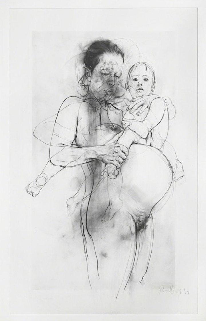 LIFE DRAWING ONLINE: Madonna & Child image