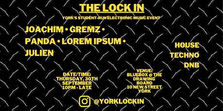 THE LOCK IN @ Bluebox tickets
