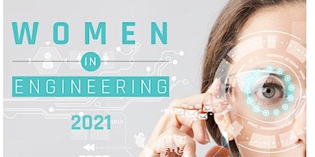 Women in Engineering 2021 tickets