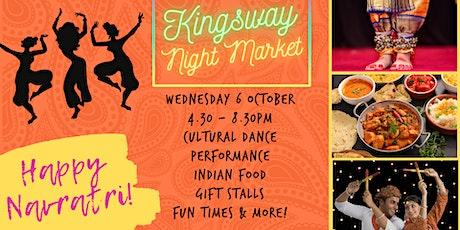Navratri at Kingsway Night Markets tickets