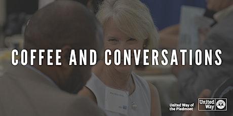 Coffee & Conversations: New Community Impact Agenda tickets