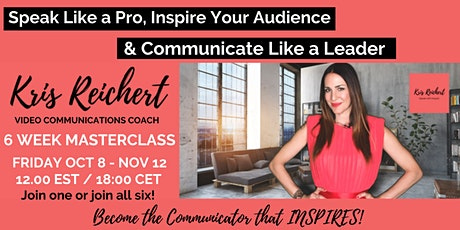 Speak Like a Pro, Inspire Your Audience & Communicate like a Leader tickets