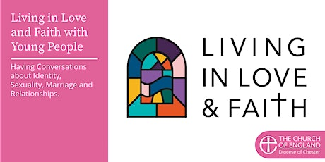Living in Love and Faith with Young People Tickets